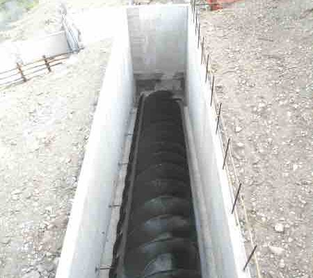 Coclea E++ Impianto idroelettrico Capoponte_Impianto