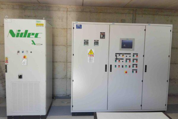 Coclea E++ Impianto idroelettrico Licciana Nardi_Quadro
