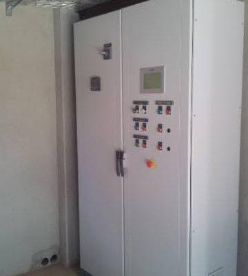 Coclea E++ Impianto idroelettrico Oglianico_Quadro