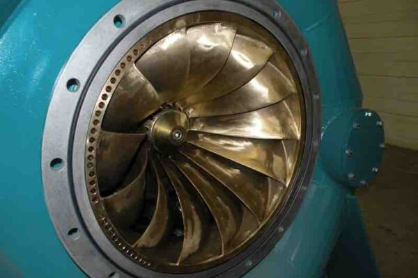 Francis E++ Impianto idroelettrico Fabbriche di Vallico