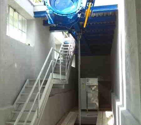 Francis E++ Impianto idroelettrico Fabbriche di Vallico_Posa