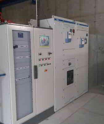 Kaplan e Francis E++ Impianto idroelettrico Periasc_Quadro