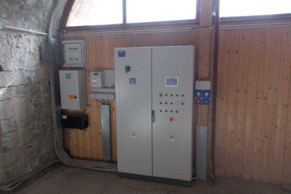 Pelton E++ Impianto idroelettrico Barmasse