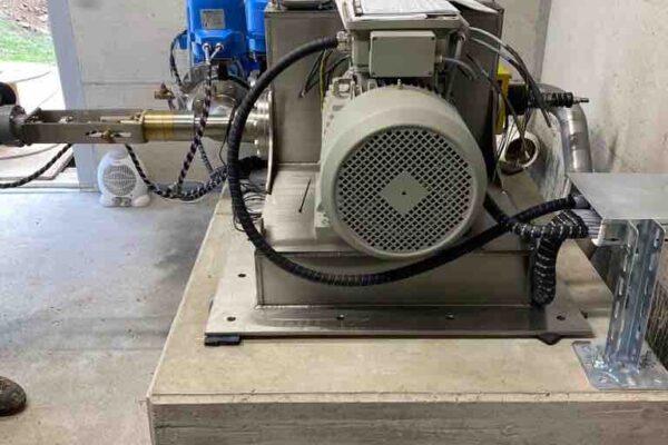 Pelton E++ Impianto idroelettrico Blenio 1