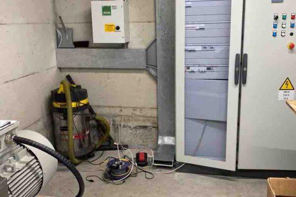 Pelton E++ Impianto idroelettrico Blenio_Quadro