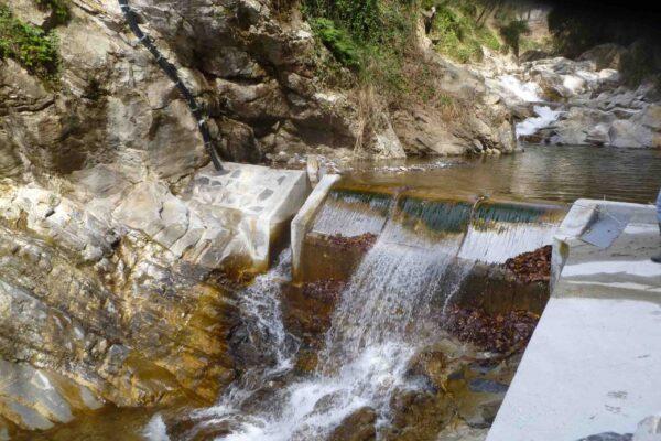 Pelton E++ Impianto idroelettrico Carpasio 2