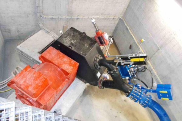 Pelton E++ Impianto idroelettrico Casteldelfino