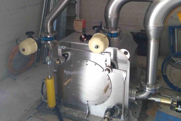 Pelton E++ Impianto idroelettrico Cerignale 1