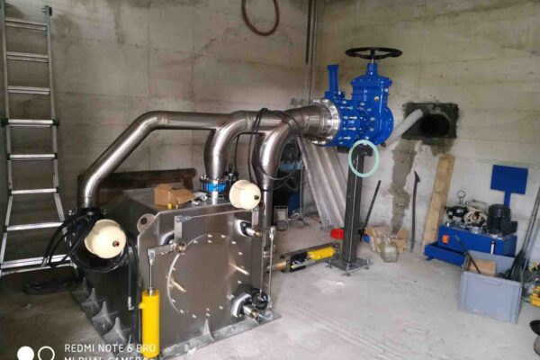 Pelton E++ Impianto idroelettrico Cerignale 2