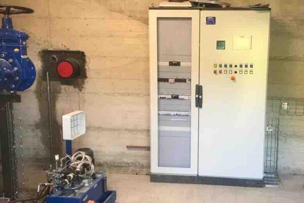 Pelton E++ Impianto idroelettrico Cerignale_Quadro