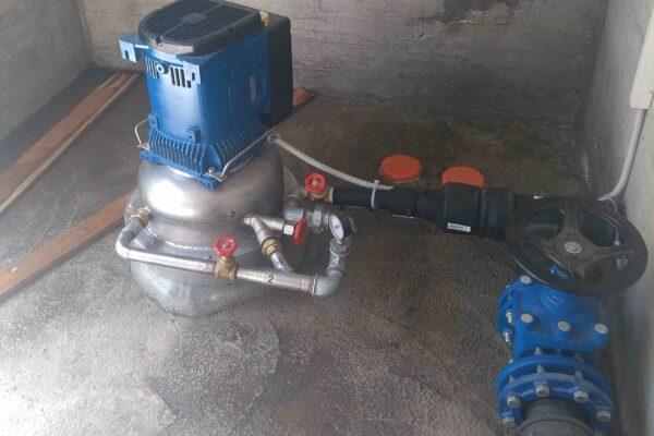 Pelton E++ Impianto idroelettrico Entracque 2