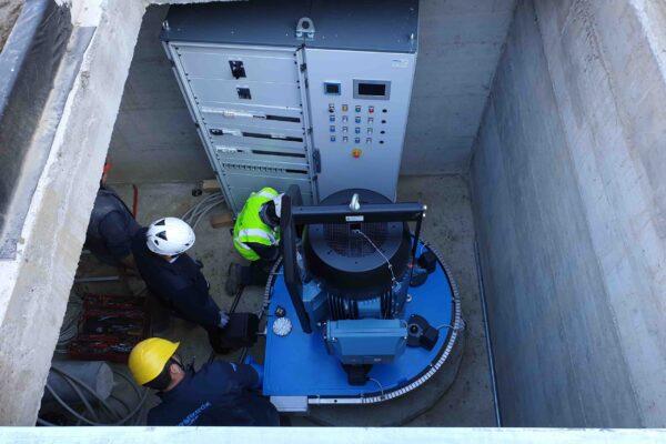 Pelton E++ Impianto idroelettrico Folchi 1