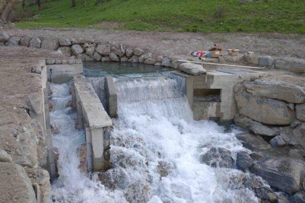 Pelton E++ Impianto idroelettrico Folchi 2