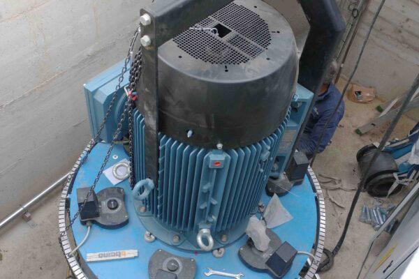 Pelton E++ Impianto idroelettrico Folchi 3