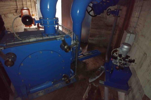 Pelton E++ Impianto idroelettrico Gordale