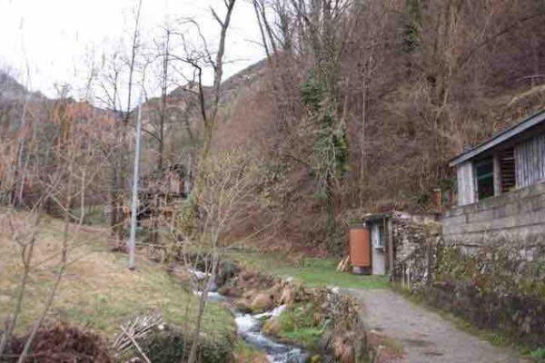 Pelton E++ Impianto idroelettrico Macra 3