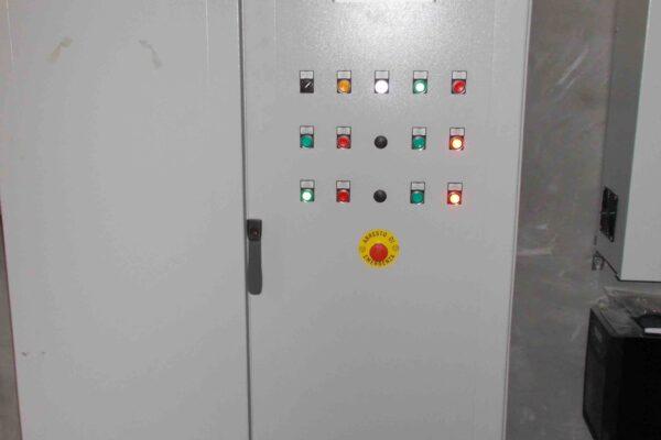 Pelton E++ Impianto idroelettrico Paglieres_Quadro