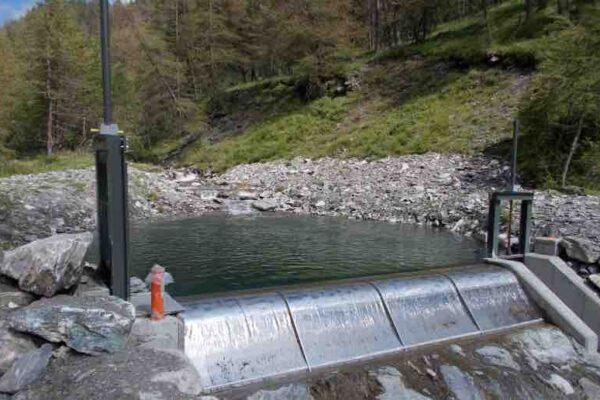 Pelton E++ Impianto idroelettrico Pontechianale 2