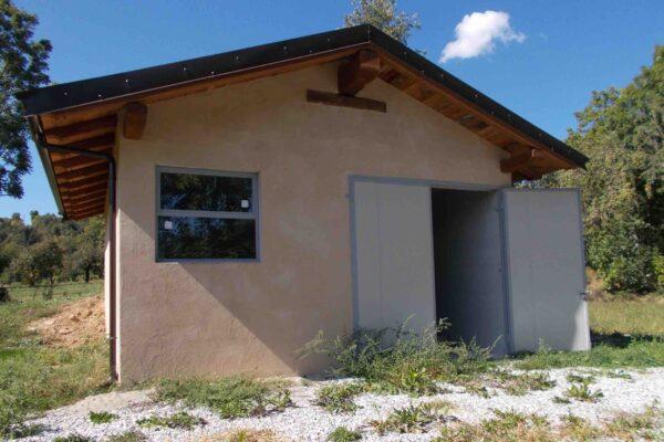 Pelton E++ Impianto idroelettrico Roccabruna_Locale