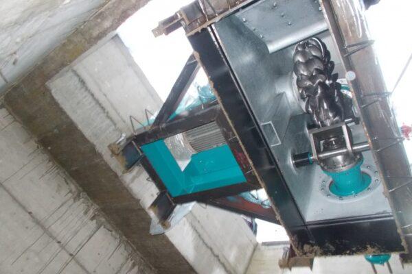 pelton e++ impianto idroelettrico barbarasco