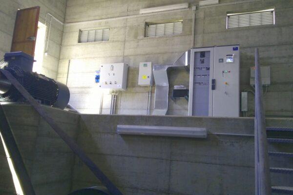 crossflow e++ impianto idroelettrico tarantasca