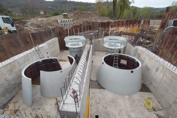kaplan e++ impianto idroelettrico alessandri