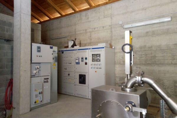 Pelton E++ Impianto idroelettrico Ceresole 2