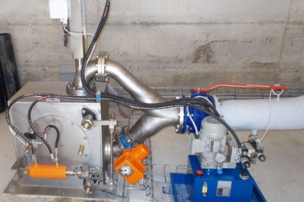 pelton e++ impianto idroelettrico cerignale